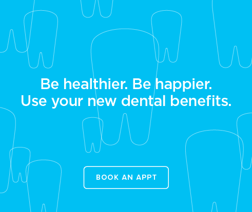 Be Heathier, Be Happier. Use your new dental benefits. - Mount Dora Modern Dentistry